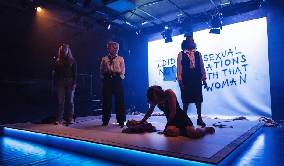 Photo of Devil With the Blue Dress – Bunker Theatre, London