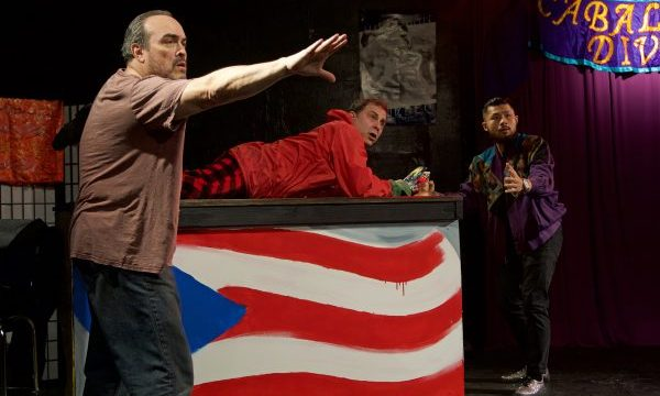 [Divine Horsemen] [Access Theater] [NYC] (c)David Zayas, Jr.