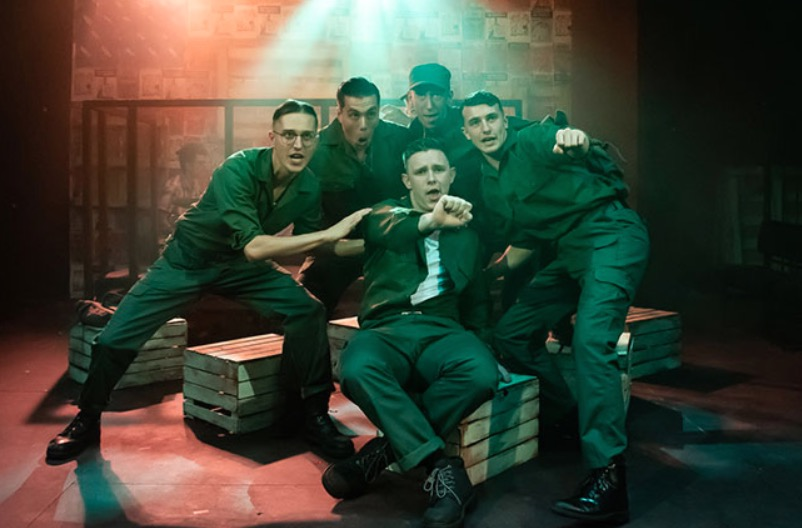 Photo of Dogfight – Southwark Playhouse, London
