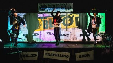 Photo of Dr Blood's Old Travelling Show – Belgrade Theatre, Coventry