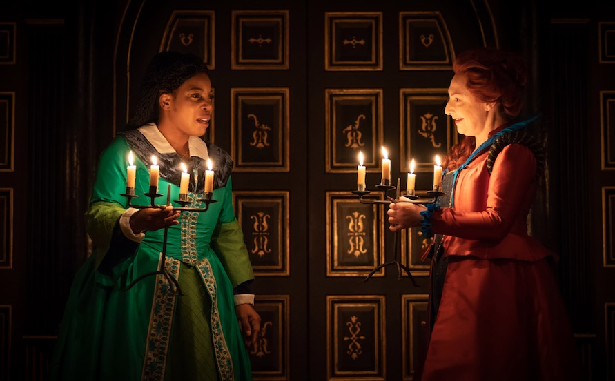 Photo of Doctor Faustus – Sam Wanamaker Playhouse, London