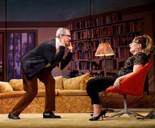Photo of DUBLIN THEATRE FESTIVAL: Everyone's Fine With Virginia Woolf – O'Reilly Theatre, Dublin