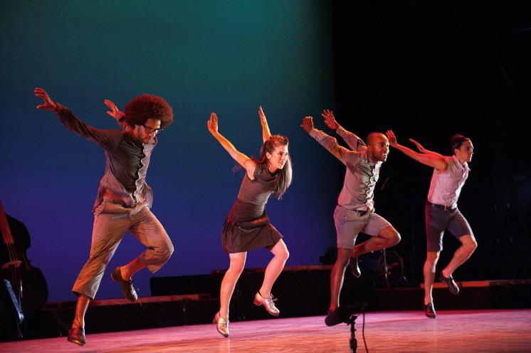 Photo of Dorrance Dance – ETM: Double Down – Sadler's Wells, London