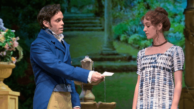 Photo of Pride & Prejudice: A New Musical- Streaming Musicals in partnership with WhatsOnStage