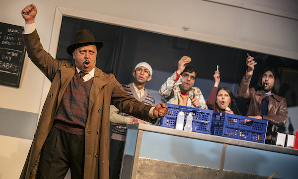 Photo of East is East – Nottingham Playhouse
