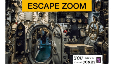 Photo of Escape Zoom- Electric Dreams Online Festival