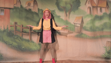 Photo of Pinocchio Gets Wood: The Online Adult Panto – Guildford Fringe