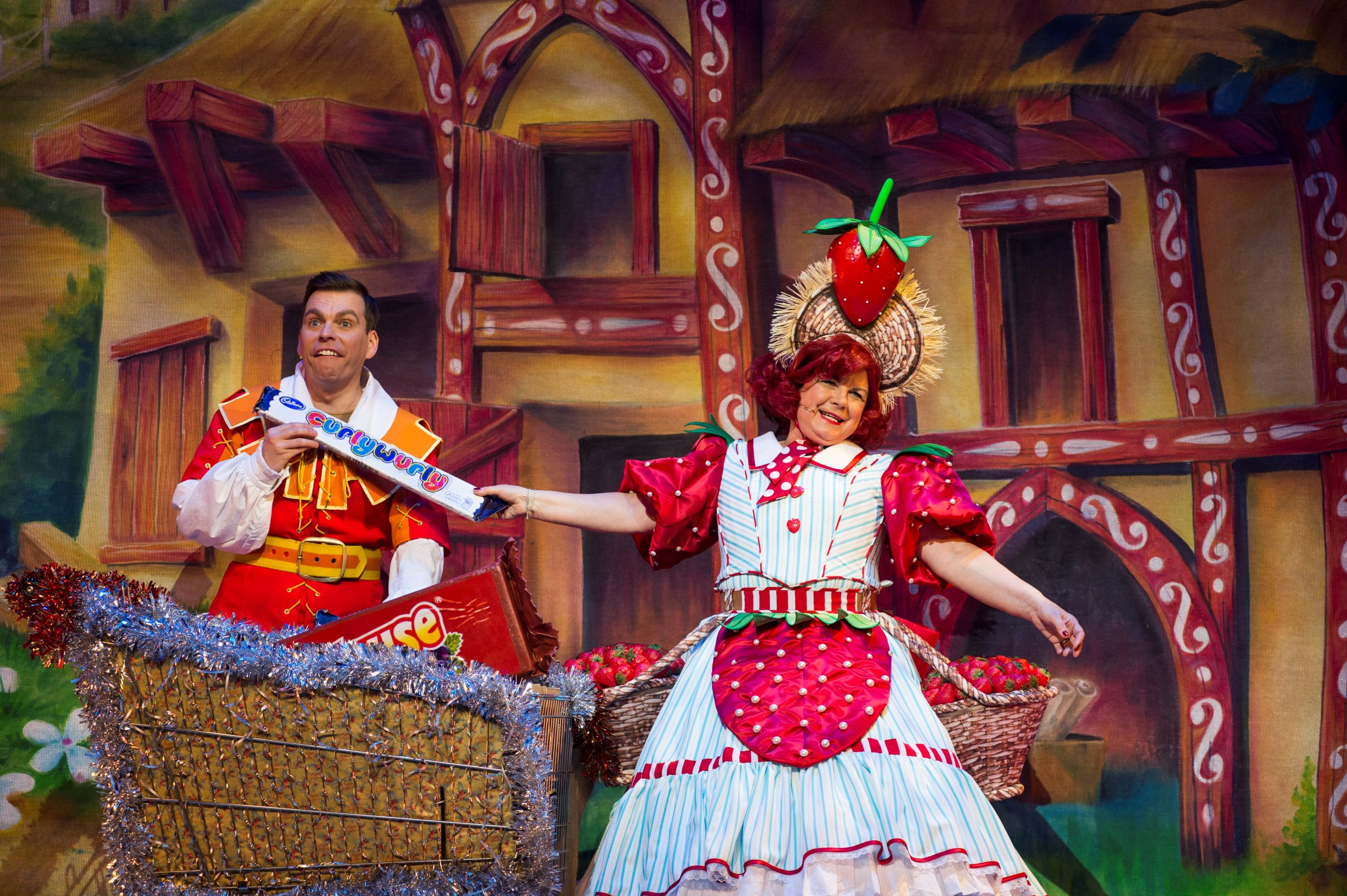 Photo of Jack and the Beanstalk – King's Theatre, Glasgow