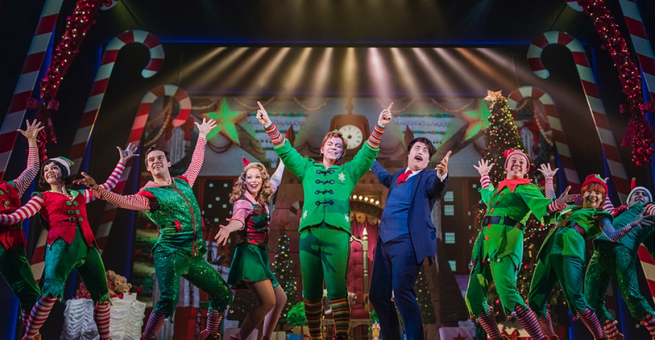 Photo of Elf – The Lowry, Salford