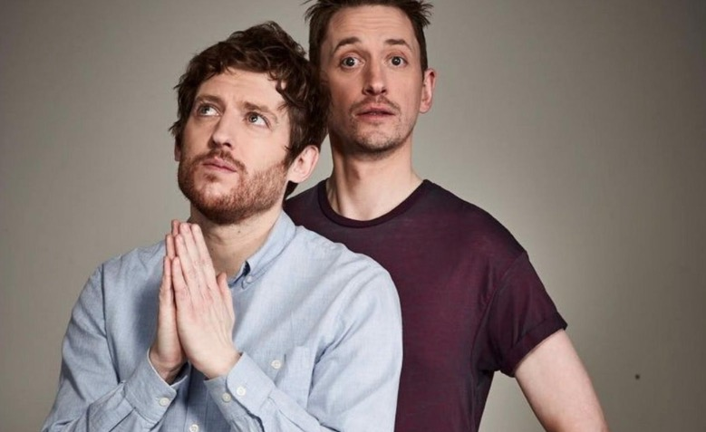 Photo of Elis James & John Robins: The Holy Vible Book – The Lowry,Salford