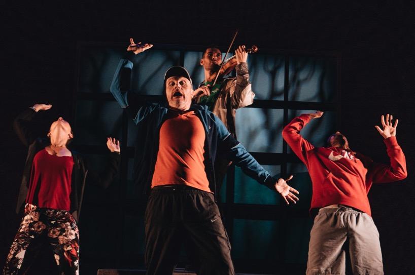 Photo of Exodus – Finborough Theatre, London