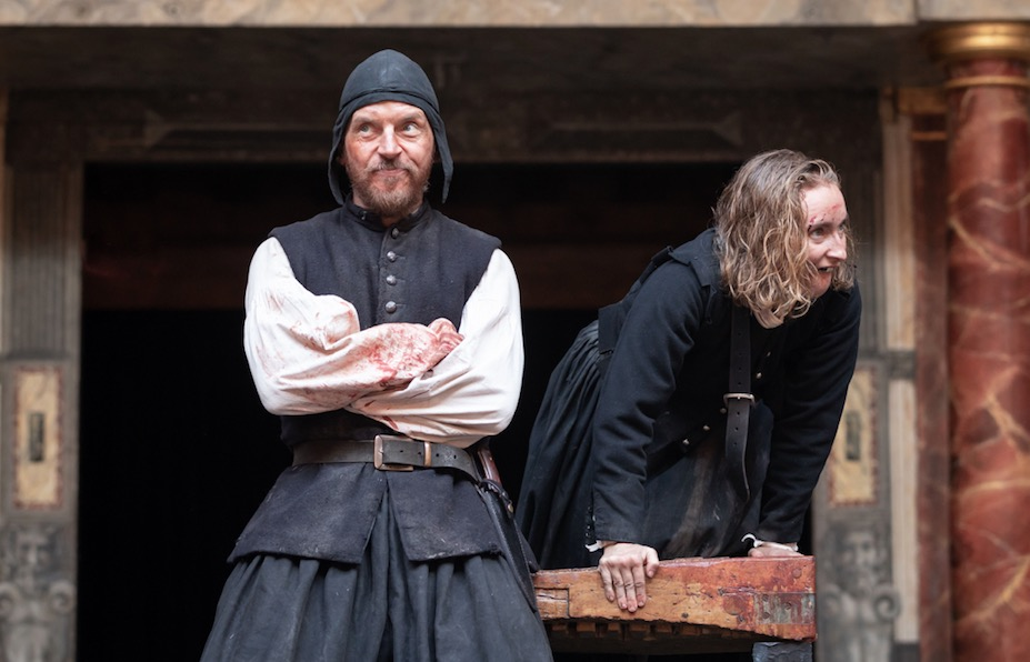 Photo of Eyam – Shakespeare's Globe, London