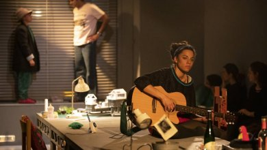 Photo of Faces in the Crowd | Los Ingrávidos – Gate Theatre, London