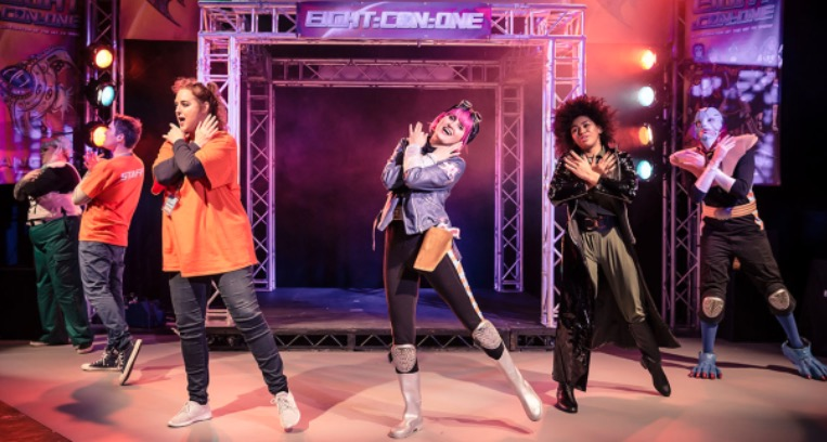 Photo of Fanatical: A Sci-Fi Convention Musical – Playground Theatre