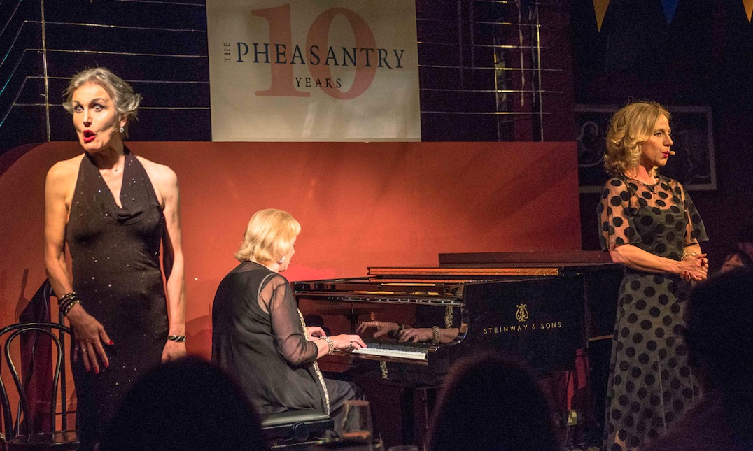 Photo of Pizza Express Live: Fascinating Aida, Dominic Alldis, Summer Strallen – The Pheasantry, London