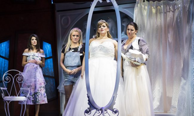 Photo of Fat Friends: The Musical – King's Theatre, Glasgow