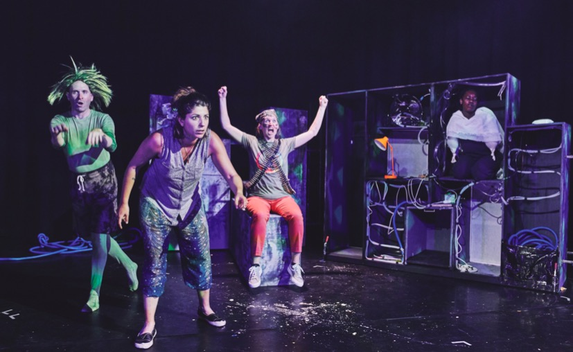Photo of Feed – The Vault Festival, London