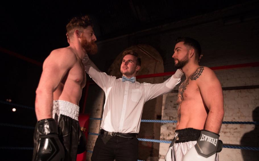 Photo of Fight Night – The Vaults, London