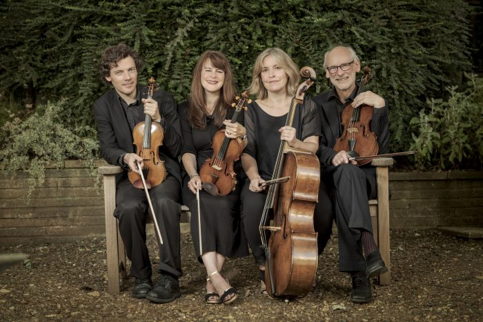 Photo of The Fitzwilliam String Quartet – Howard Assembly Room, Leeds