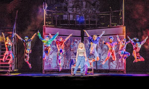 Photo of Flashdance the Musical – Belgrade Theatre, Coventry