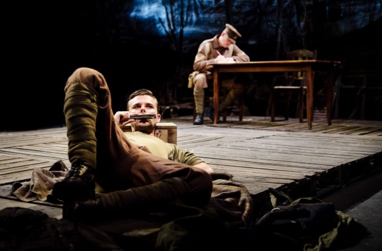 Photo of For King and Country – Southwark Playhouse, London