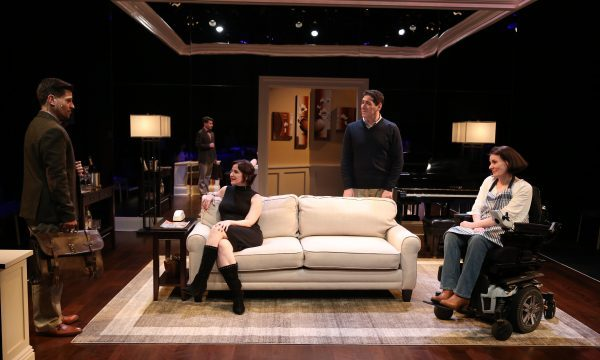 Photo of The Fourth Wall – The A.R.T./New York Theatres, New York