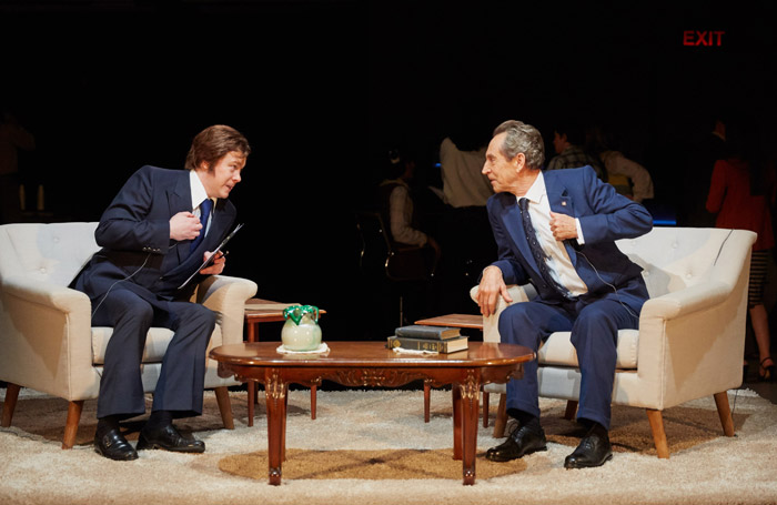 Photo of Frost/Nixon – Crucible Theatre, Sheffield