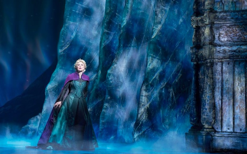 Photo of Frozen – St James Theatre, New York