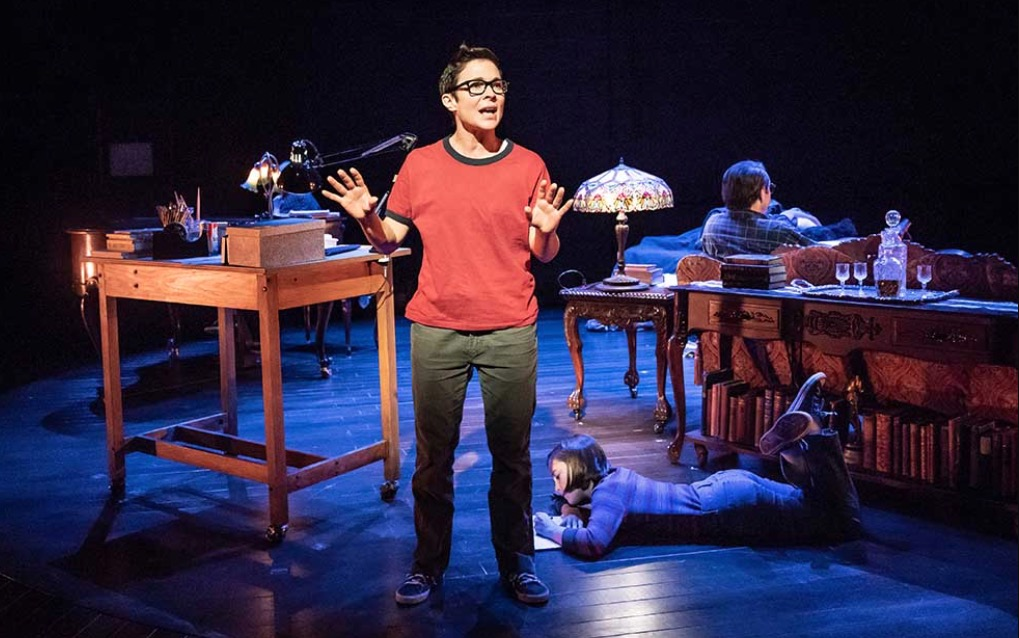 Photo of Fun Home   – Young Vic, London