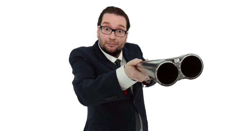 Photo of Gary Delaney: Gagster's Paradise – The Lowry, Salford.