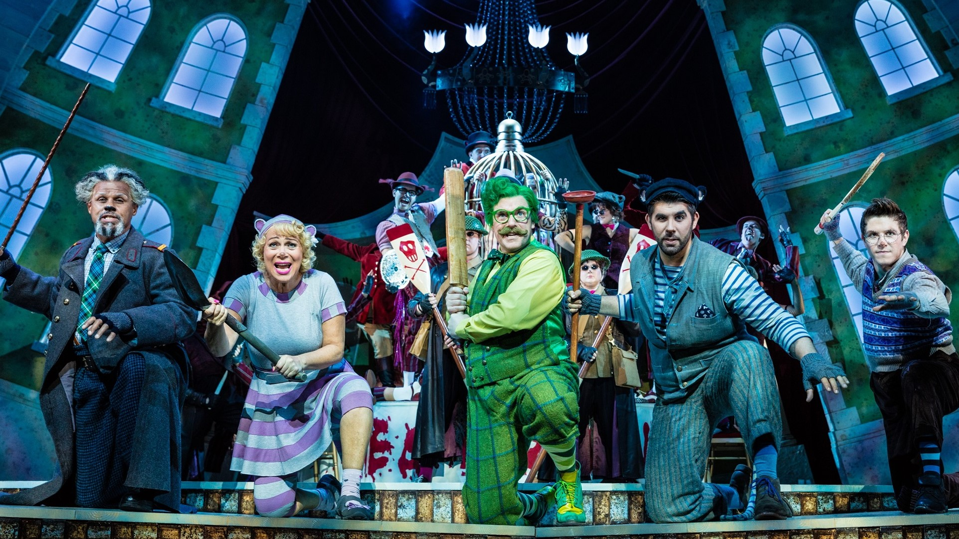 Photo of The Wind In The Willows – London Palladium