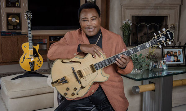 Photo of George Benson – Symphony Hall, Birmingham