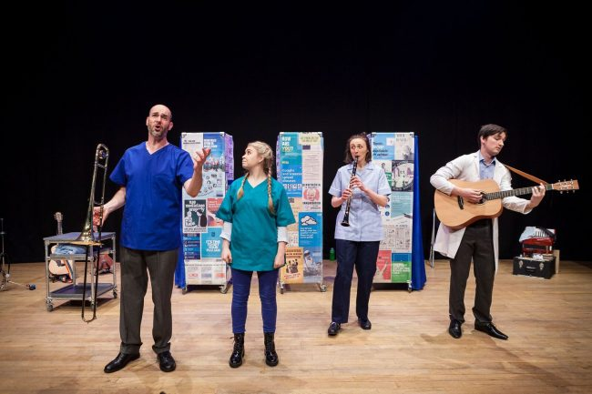 Photo of Get Well Soon – Square Chapel Arts Centre, Halifax