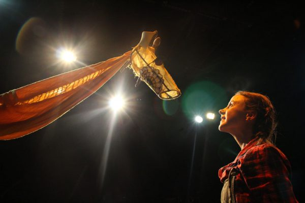 Photo of The Girl and the Giraffe – 1532 Performing Arts Centre, Bristol Grammar School