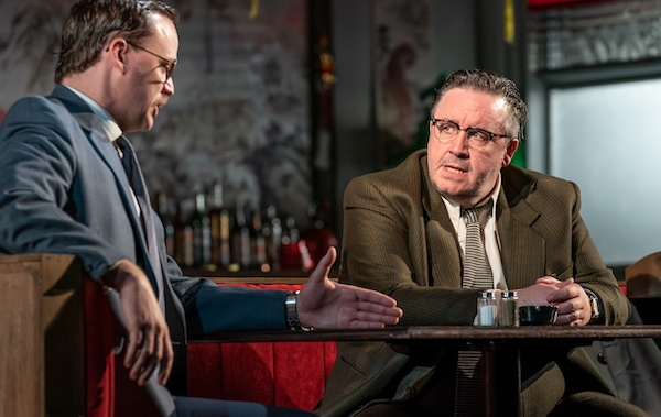 Photo of Glengarry Glen Ross – Theatre Royal, Glasgow