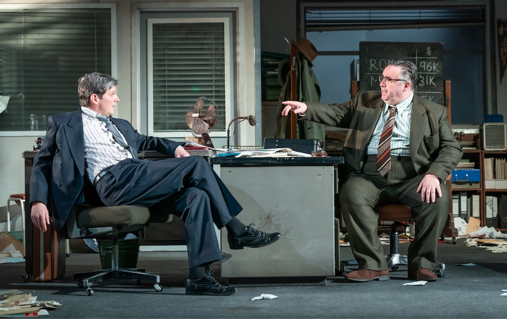 Photo of Glengarry Glen Ross – Richmond Theatre, London