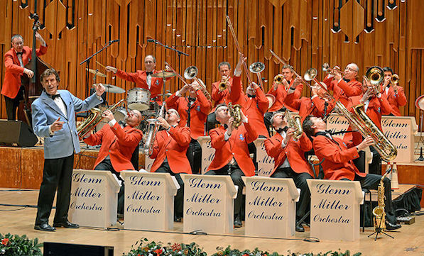 Photo of The Glenn Miller Orchestra – Symphony Hall, Birmingham