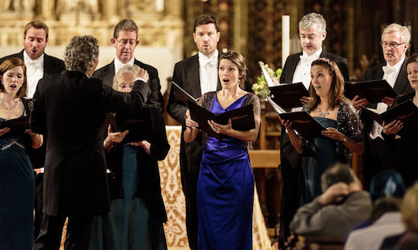 Photo of The Sixteen: Glory to the Christ Child – Symphony Hall, Birmingham