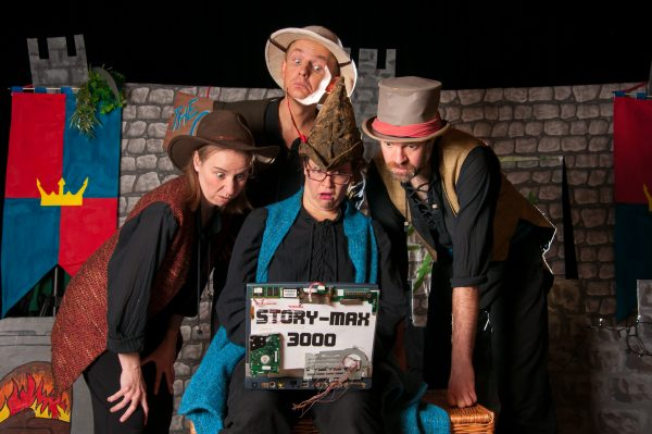 Photo of BRIGHTON FRINGE: The Grimmest of Grimm Tales – Sweet St Andrews