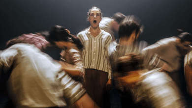 Photo of Hofesh Shechter Company: Grand Finale – Sadler's Wells Digital Stage in Focus