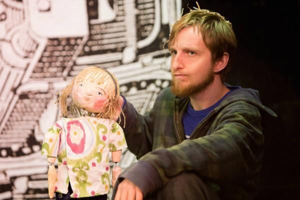 Photo of Grandad and the Machine  – Venue: Bike Shed Theatre, Exeter
