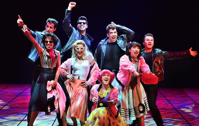 Photo of Grease – The Regent Theatre, Stoke-on-Trent