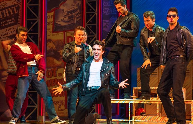 Photo of Grease – Birmingham Hippodrome
