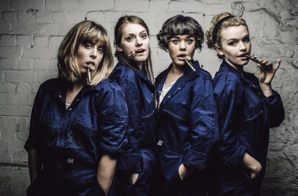 Photo of BRIGHTON BITES: Scratchworks Theatre Company – Great Train Robbery