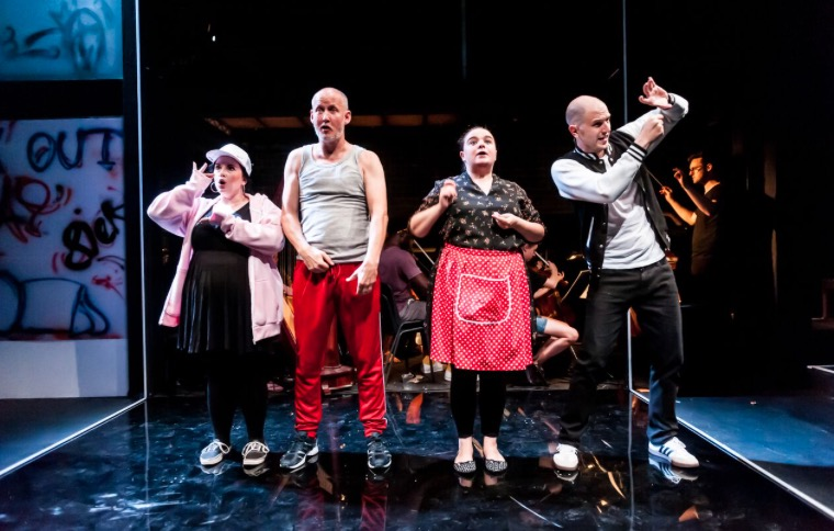 Photo of Greek – Arcola Theatre, London