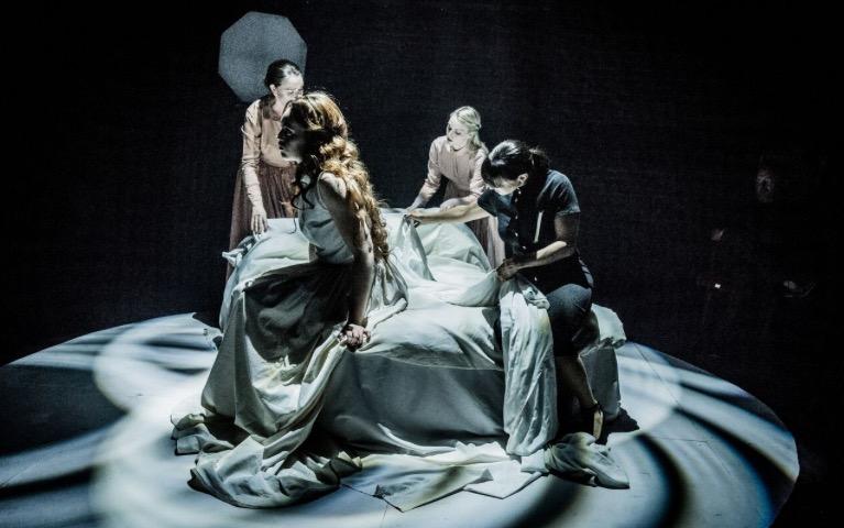 Photo of The Rape Of Lucretia – Arcola Theatre