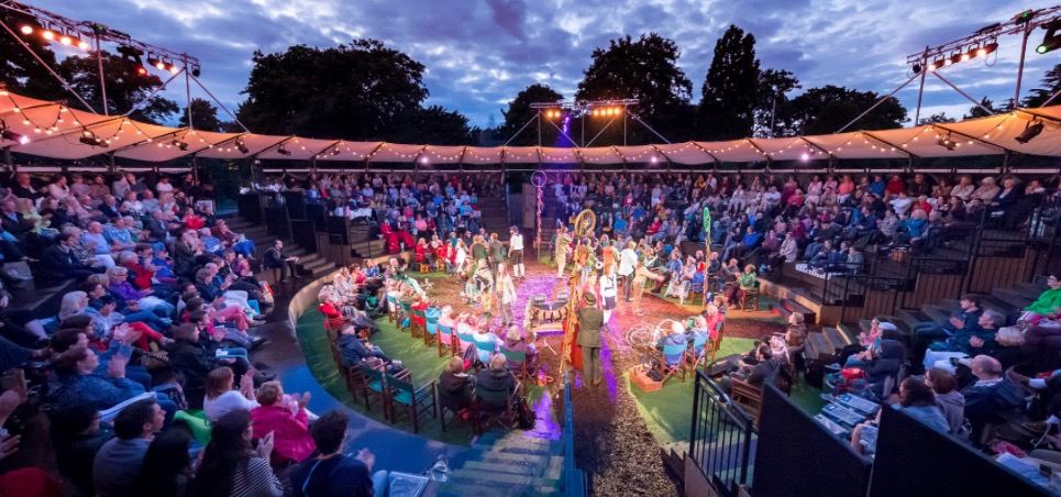 Photo of Much Ado About Nothing – Grosvenor Park Open Air Theatre, Chester