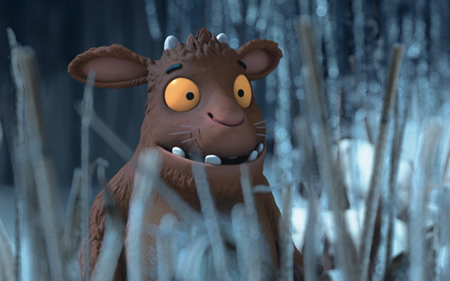 Photo of The Gruffalo's Child and the Highway Rat – Huddersfield Town Hall