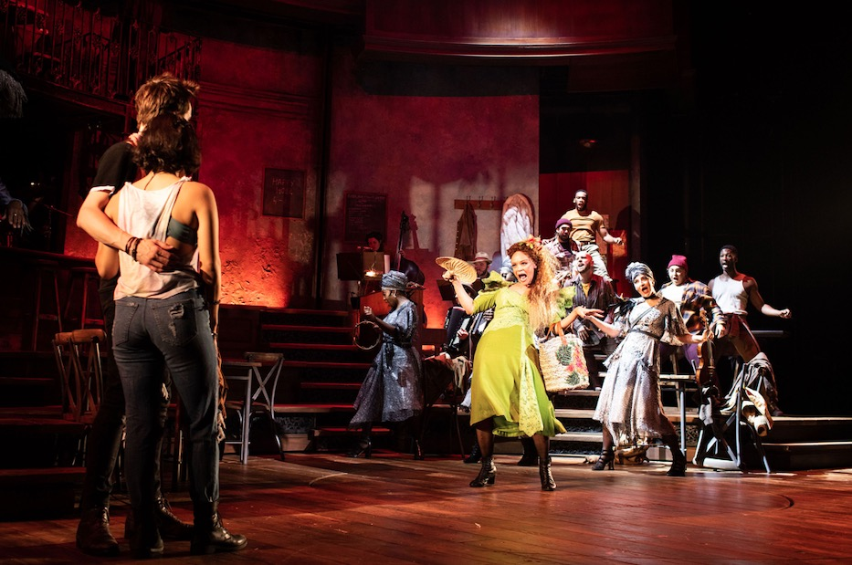 Photo of Hadestown – National Theatre, London