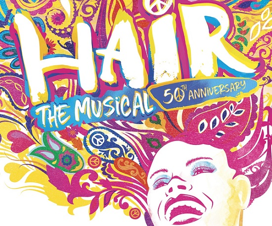 Photo of NEWS: Award-winning production of Hair to embark on a National Tour
